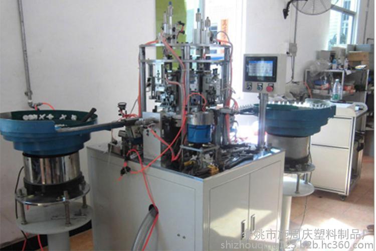 厂家供应机械行业设备非标喷雾自动化设备自动组装机