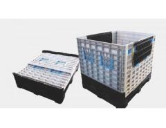 折叠箱 塑料周转箱厂家热线:13777947808