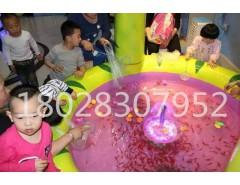 儿童鱼池  玻璃钢鱼池