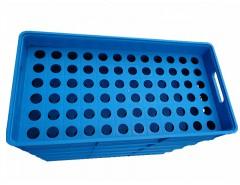 威纳塑业72孔塑料箱  厂家热线:15958231385