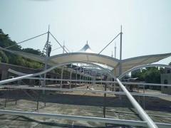 膜结构球场场馆