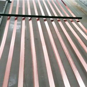 銅覆鋼扁鋼