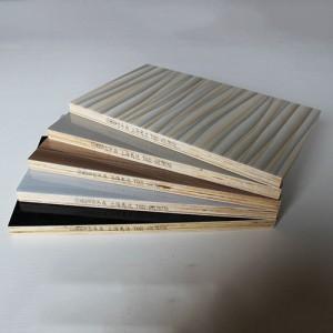 全桉木多層亞克力裝飾板
